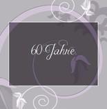 Einladungskarten Diamantene Hochzeit   Hochzeitseinladung Einladung  Diamantene Hochzeit Rb1908088, Vk